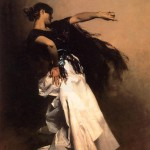 John Singer Sargent, Spanische Tänzerin (Symbolbild)