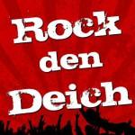 Plakat: Rock den Deich