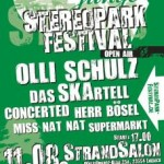 Junge Stereopark Festival Open Air