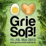 Plakat: Grüne Soße Festival